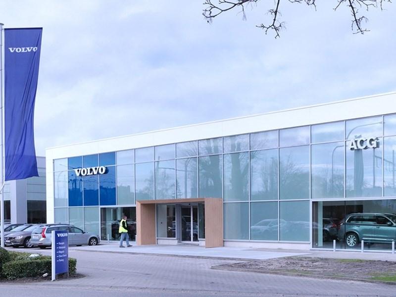 OPGELET: Intensieve wegenwerken ter hoogte van onze Volvo concessie aan de IJzerweglaan.