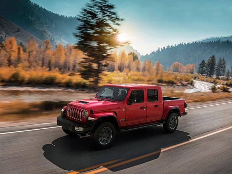 Bestellingen zijn geopend voor de gloednieuwe Gladiator, de enige pick-up die beschikt over de legendarische Jeep-vaardigheden