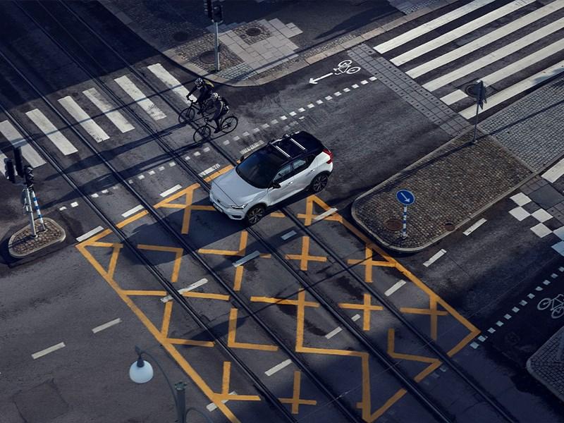 Van Houdt Volvo Cars en thuisstad Göteborg slaan de handen in elkaar om een klimaatneutrale stad te creëren