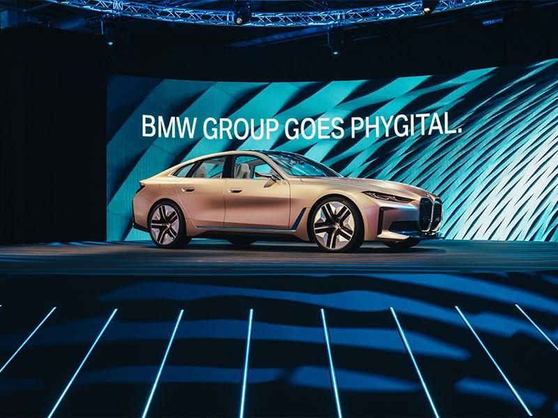 Eén op drie nieuwe BMW's heeft een stekker