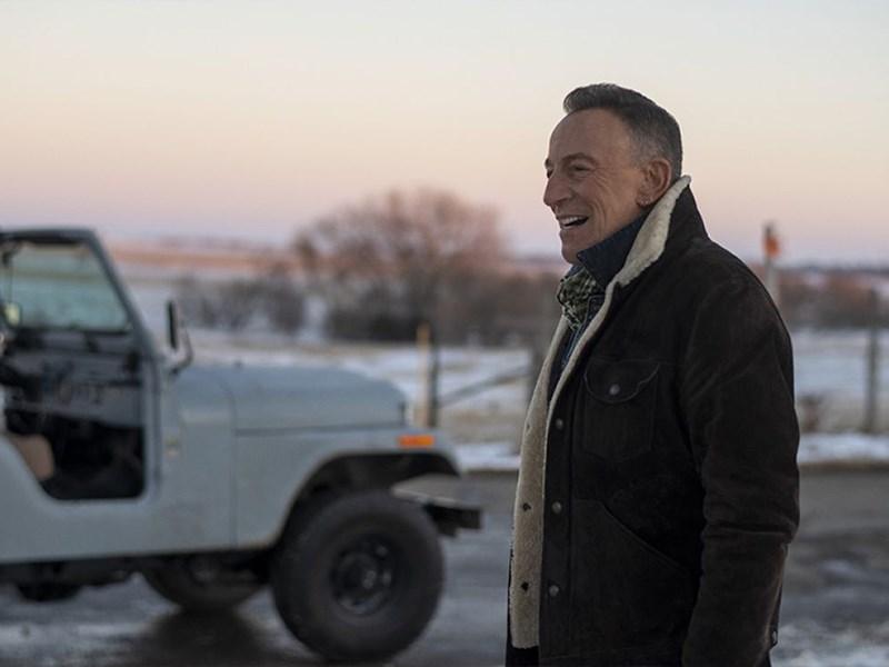 Bruce Springsteen speelt de hoofdrol in de