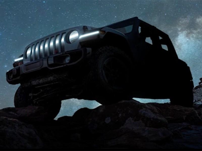Jeep Wrangler BEV Concept in volle voorbereiding