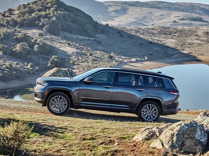 Future Proof: De nieuwe Jeep Grand Cherokee