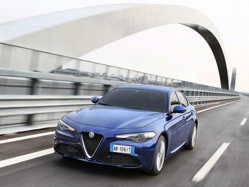 Alfa Romeo Giulia wint de titel voor