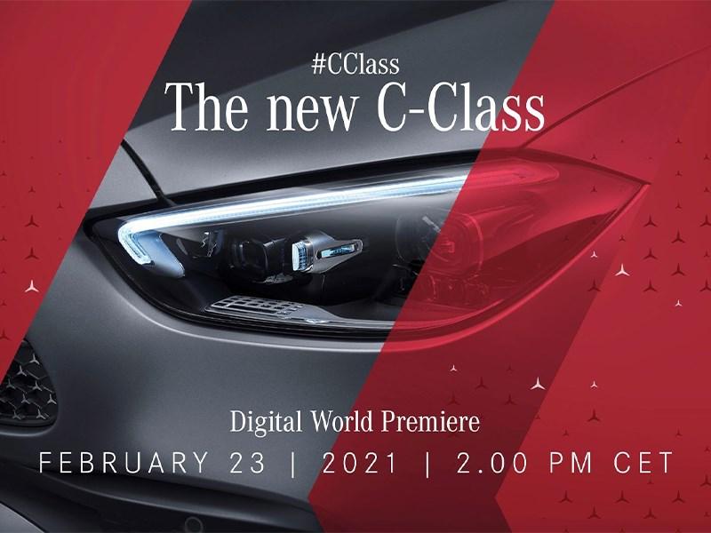Sportief, emotioneel, efficiënt en intelligent: de nieuwe Mercedes-Benz C-Klasse