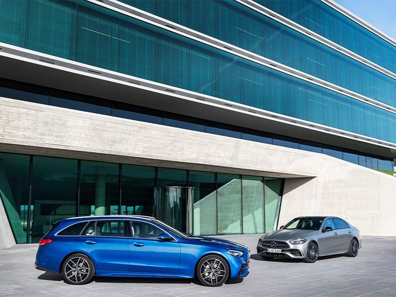 De nieuwe Mercedes-Benz C-Klasse: Berline en Break