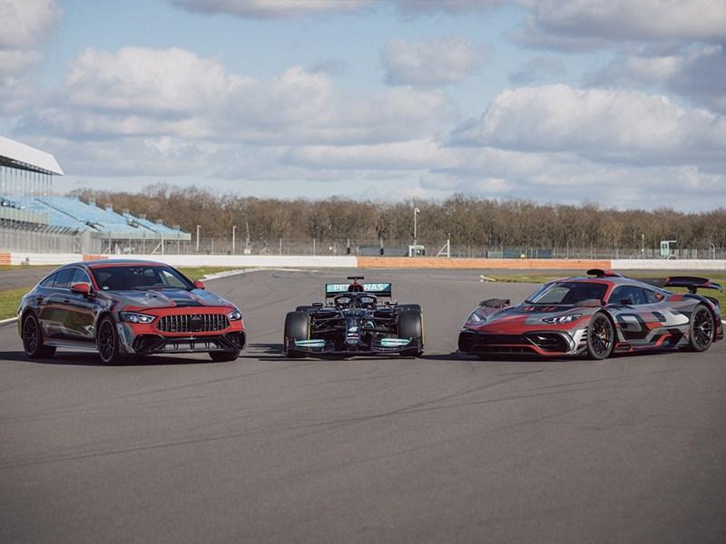 Mercedes-AMG en Mercedes-AMG Petronas F1 Team intensiveren samenwerking