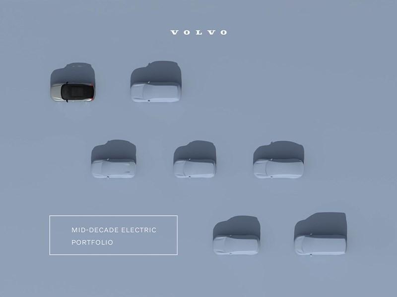 Volvo Cars gaat volledig elektrisch tegen 2030