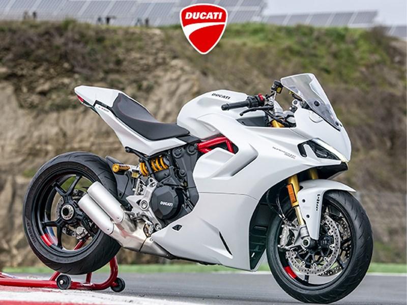 Binnenkort bij Ducati Gent & Antwerpen!