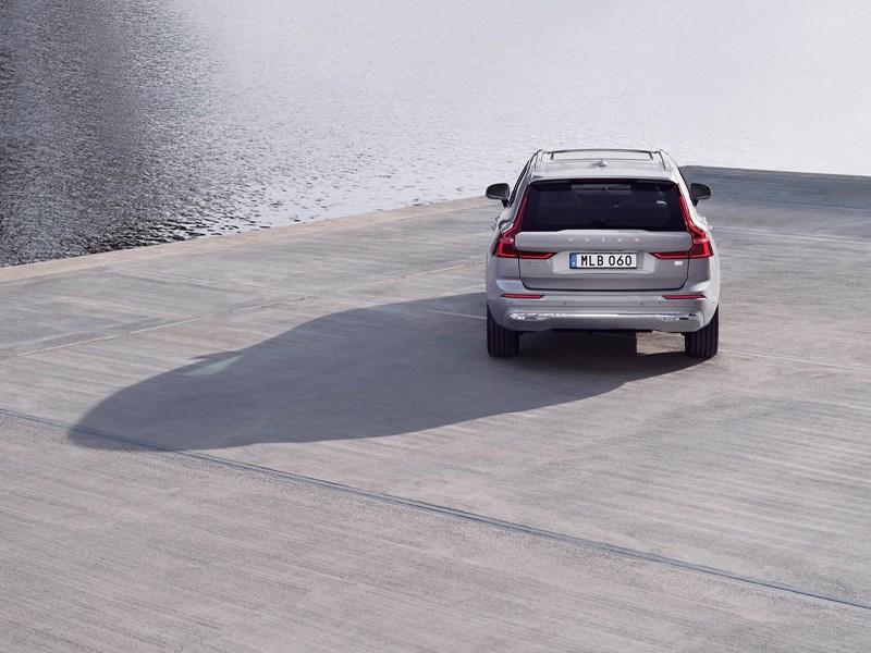 Volvo Cars' bestseller XC60 is nu intelligenter dan ooit