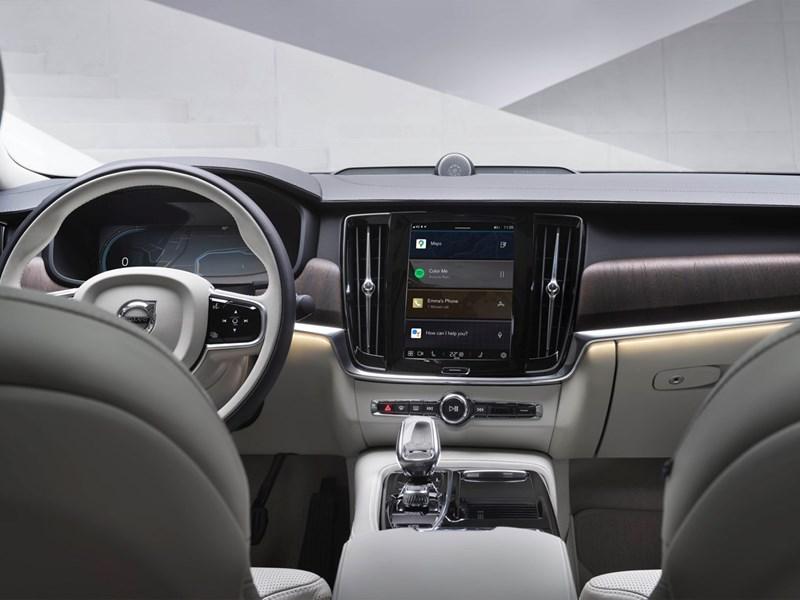 Volvo Cars introduceert zijn geconnecteerd multimediasysteem met geïntegreerde Google-technologieën in meer modellen