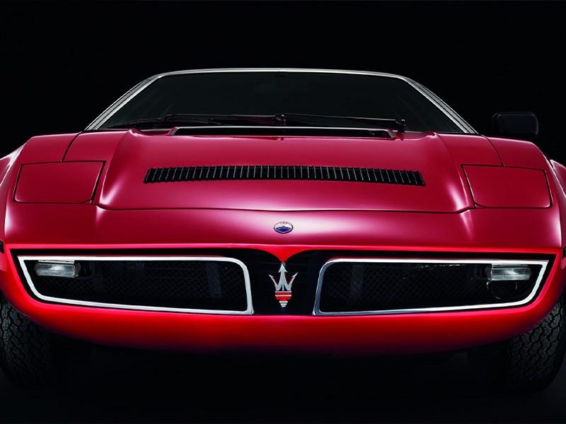 Maserati Bora turns 50