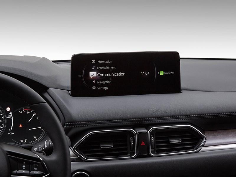 Mazda-Connect: de veilige keuze