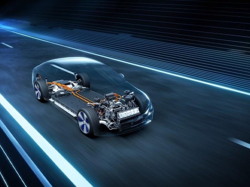 Mercedes-EQ start productie van accusystemen voor EQS en breidt EV-expertise verder uit