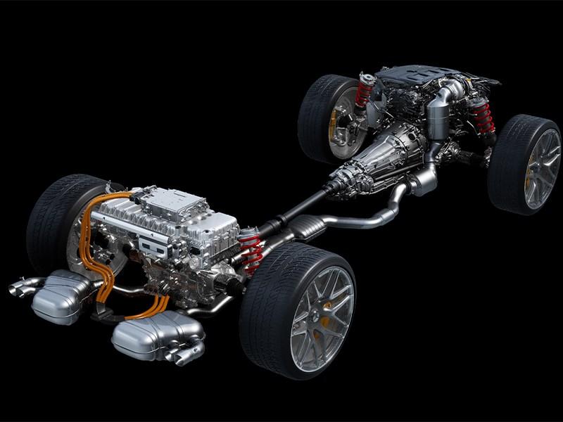 Mercedes-AMG definieert de toekomst van Driving Performance