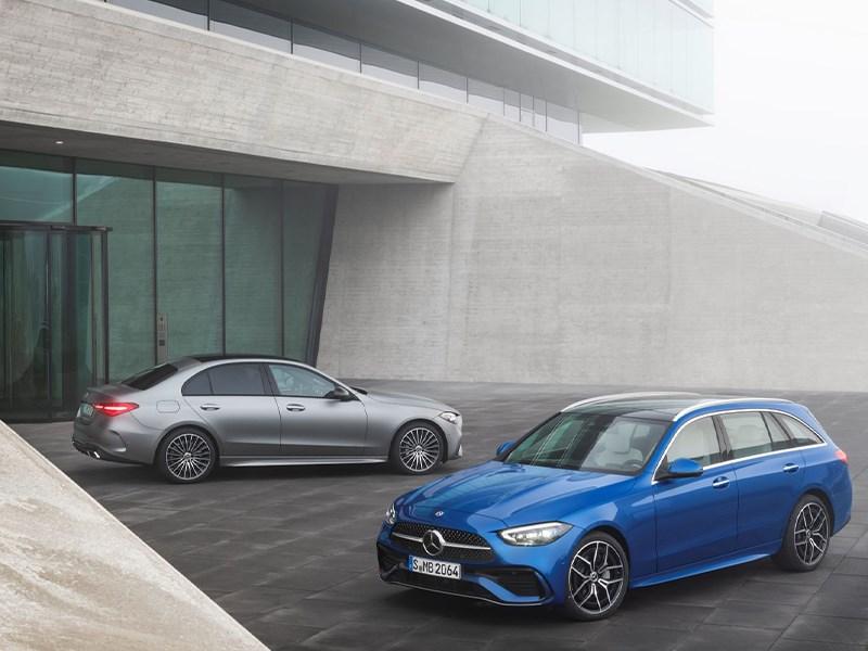 Mercedes-Benz start verkoop C-Klasse Berline en Break