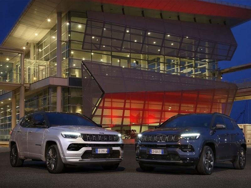 Nieuwe Jeep Compass: geboren om te verrassen - Gent Motors