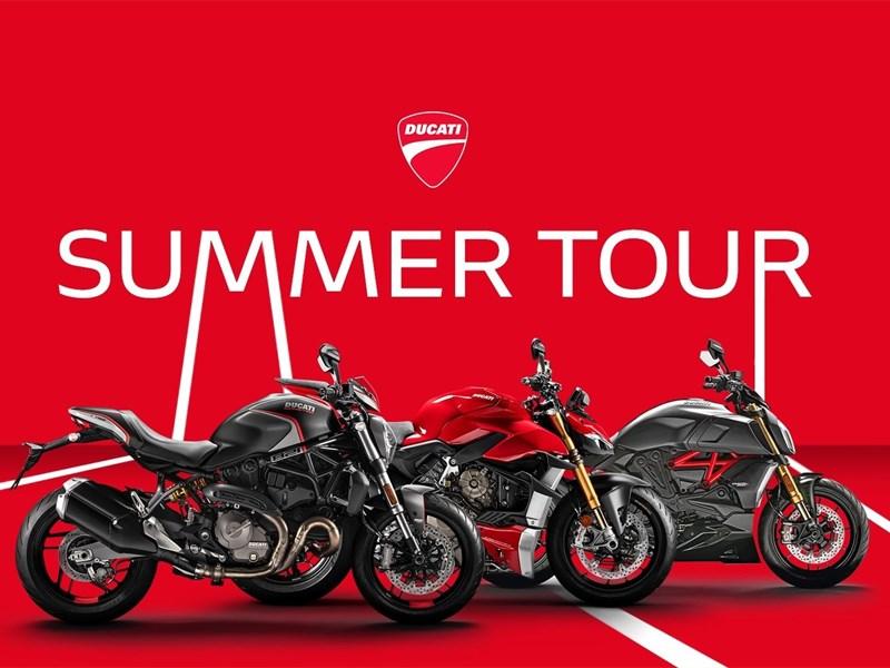 Roadshow Ducati Live Experience Ducati Gent