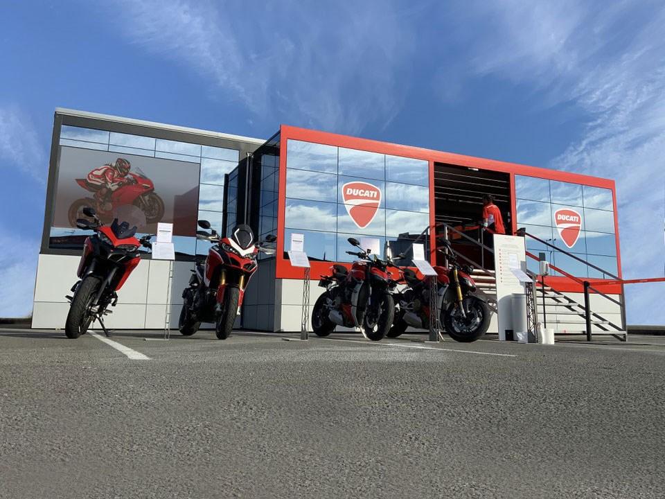 Ducati Live Experience Ducati Gent