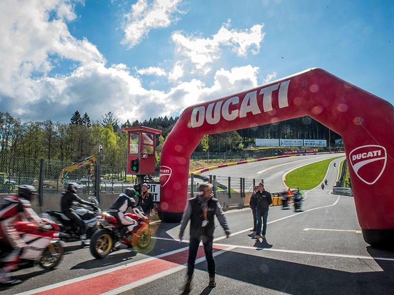 Ducati Day Spa Francorchamps / SpaItalia