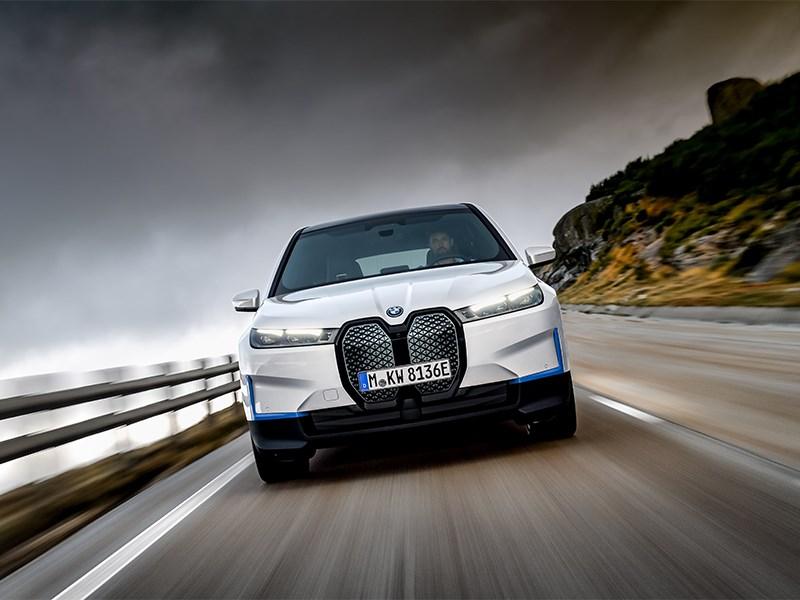 Elektrificatie stuwt BMW naar historisch Belgisch record: een trimester lang marktleider