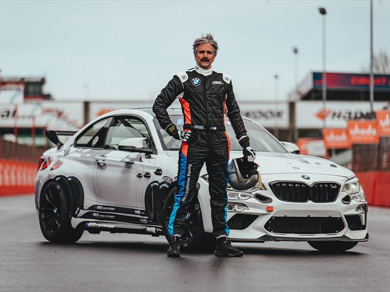 BMW M2 CS Racing Cup Benelux neemt flitsende start met Jeroom