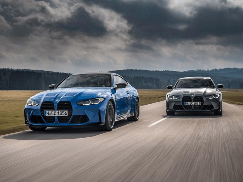 Hoge prestaties met extra variatie: M xDrive maakt zijn debuut in de BMW M3 en BMW M4