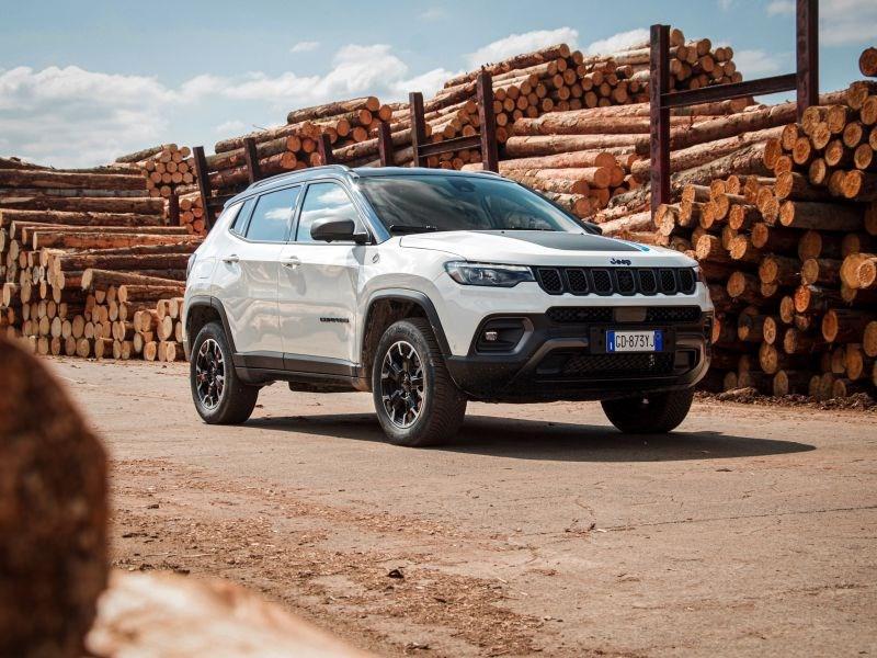 Lancering van de nieuwe Jeep Compass op de Belux-markten