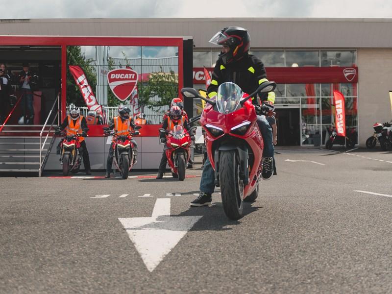 Ontdek de Ducati Live Experience bij Ducati Antwerpen