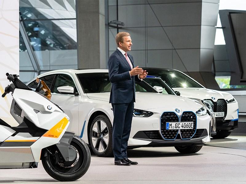 200 miljoen ton minder CO2-uitstoot: duurzaamheidsdoelstellingen van BMW Group krijgen vorm