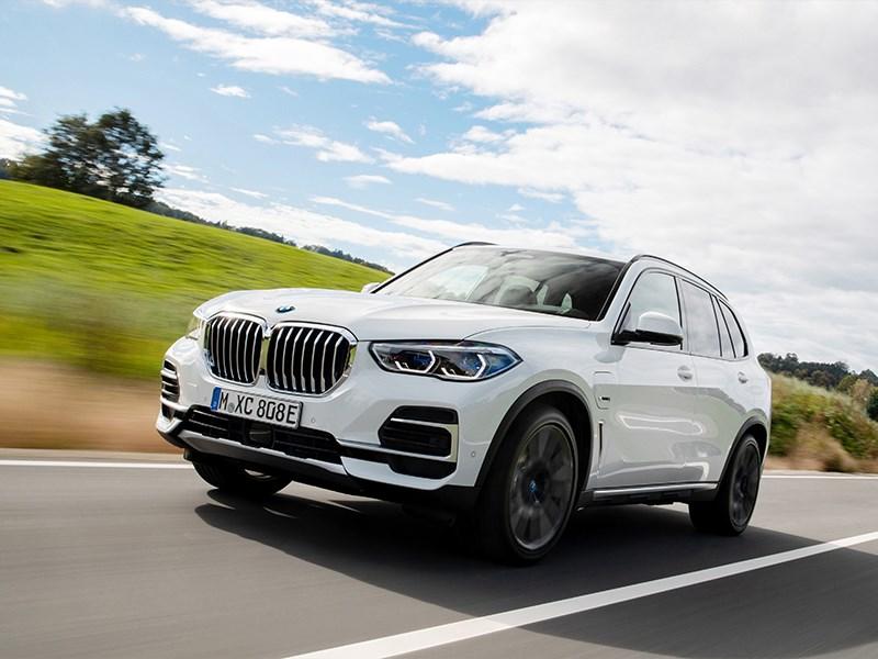 Duurzame banden voor BMW X5 Plug-in Hybrid