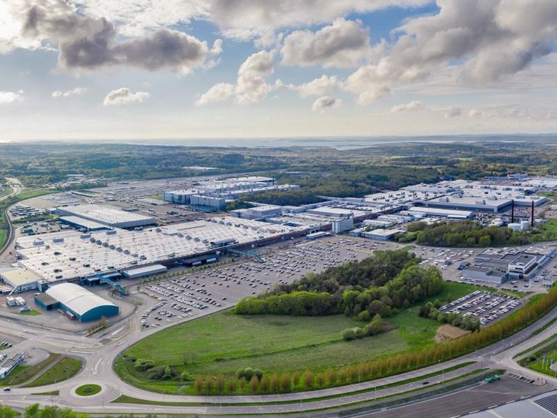 Van Houdt Volvo Cars Torslanda wordt eerste klimaatneutrale autofabriek