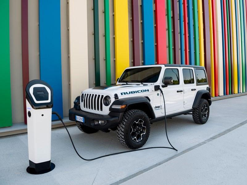 Nieuwe Jeep Wrangler 4xe: de beste 4X4 wordt elektrisch en brengt je werkelijk overal