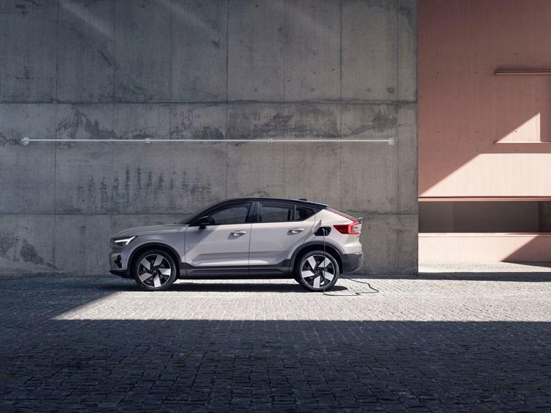 Volvo Cars opent de orderboeken voor de nieuwe, volledig elektrische C40 Recharge