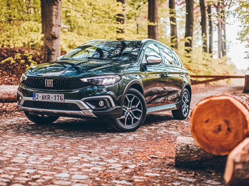 Fiat New Tipo Cross : de ideale crossover voor het gezin