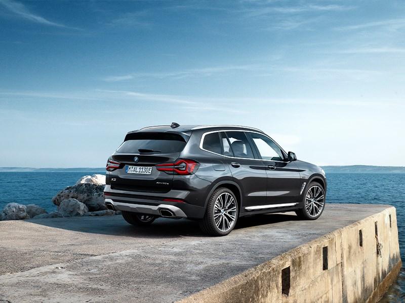 De nieuwe BMW X3 en de nieuwe BMW X4.