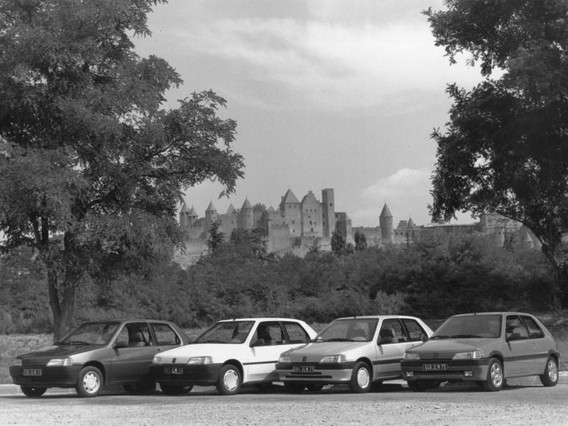 Peugeot 106 viert zijn 30ste verjaardag