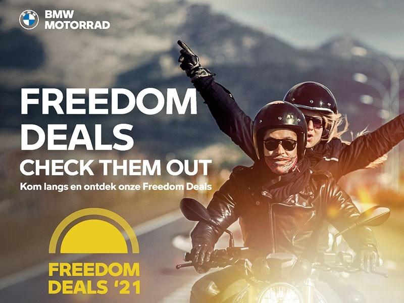 BMW Freedom deals 2021