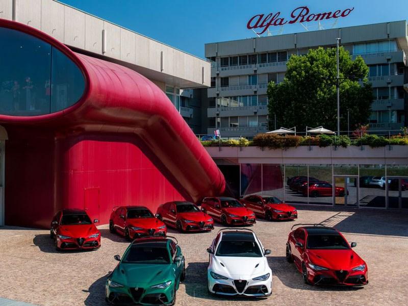 Gelukkige verjaardag, Alfa Romeo: viert zijn 111-jarige geschiedenis