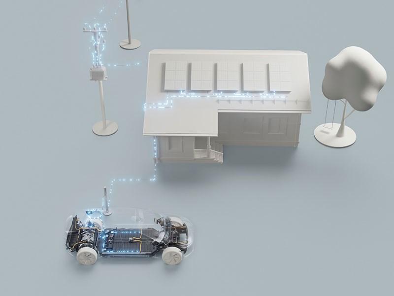 Van Houdt Volvo Cars gaat zich richten op bereik en snelladen voor de volgende generatie volledig elektrische auto's