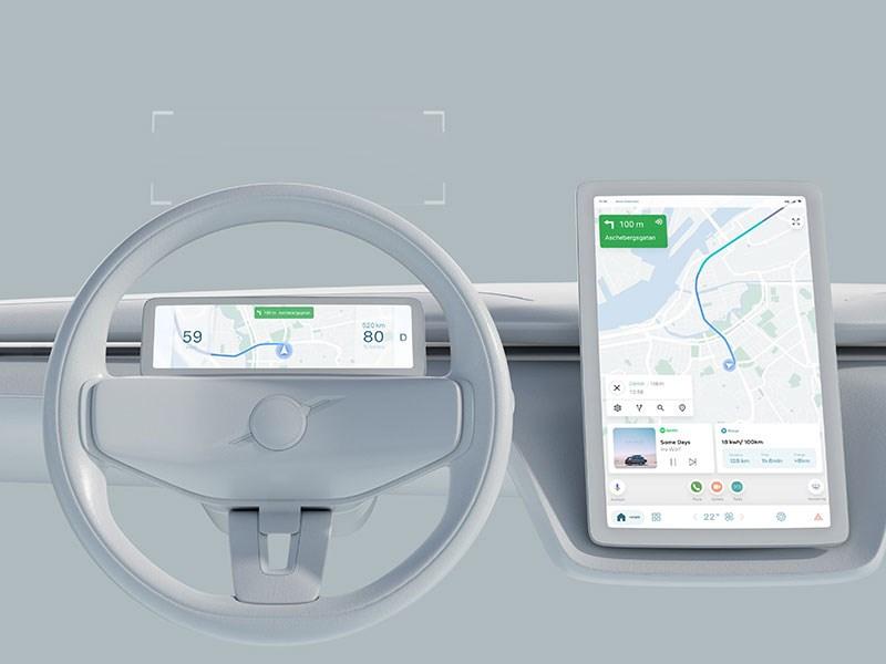Van Houdt Volvo Cars en Google zetten hun partnerschap voor de volgende generatie veilige en geconnecteerde gebruikerservaringen voort