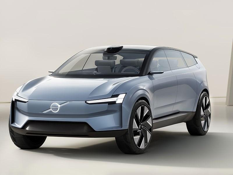 Volvo Concept Recharge, een manifest voor de zuiver elektrische toekomst van Volvo Cars