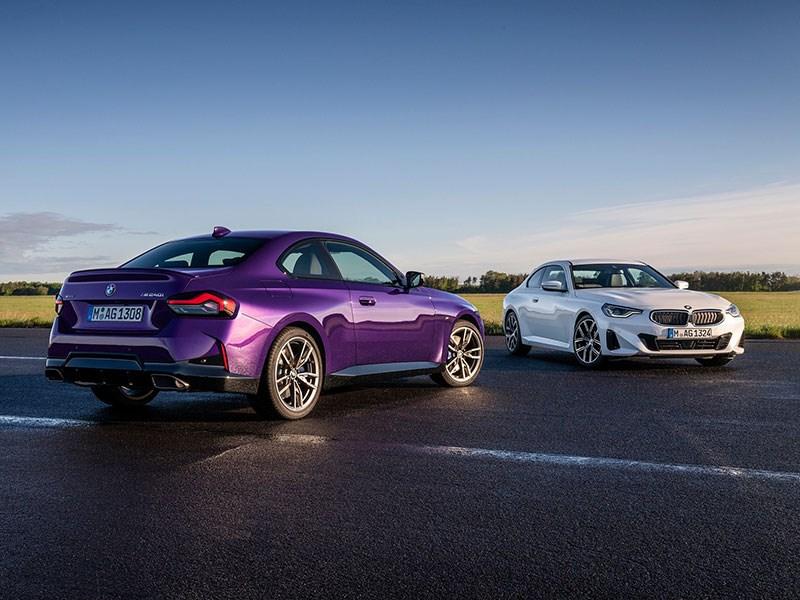 De nieuwe BMW 2 Reeks Coupé