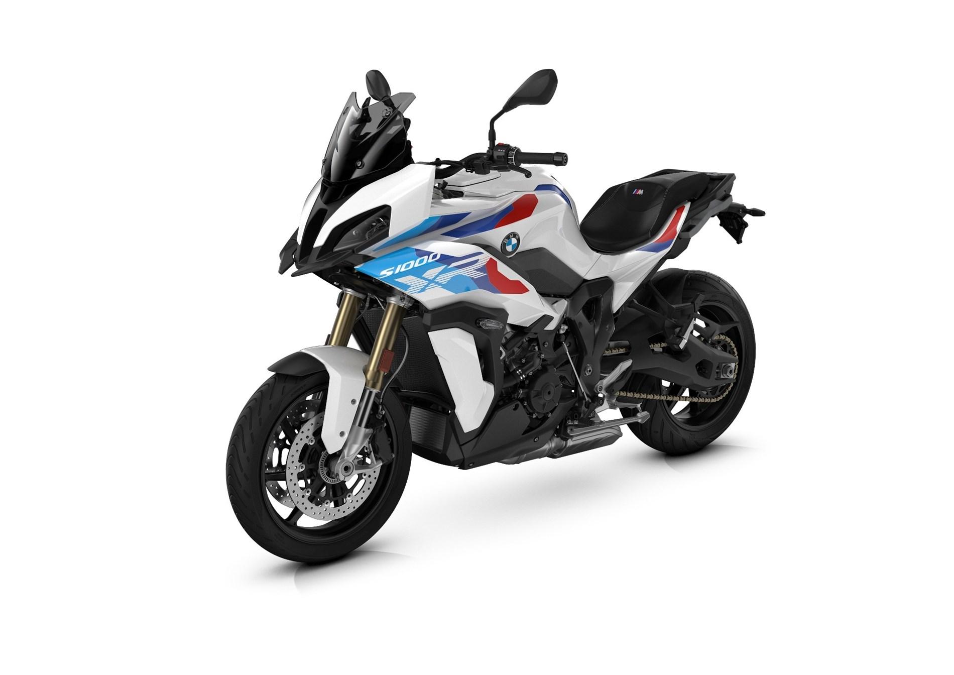 BMW Motorrad modelupdates voor modeljaar 2022.