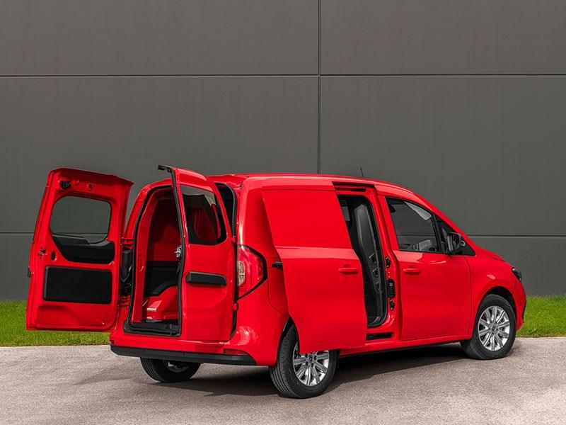 Van Houdt De nieuwe Mercedes-Benz Citan: een groots aanbod in het segment van de kleine bestelwagens