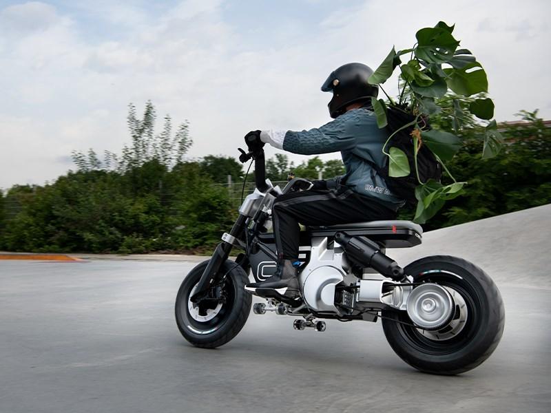 BMW Motorrad Concept CE 02.