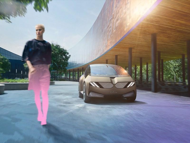 De BMW i Vision Circular.