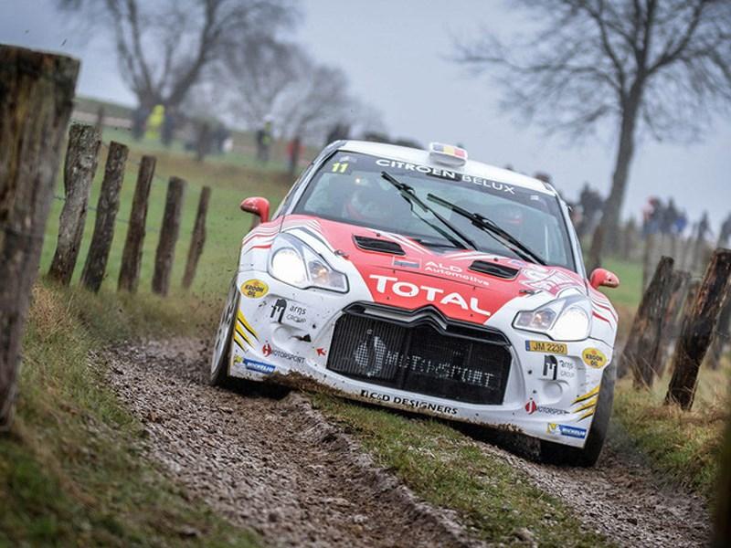 Belgisch rallykampioenschap