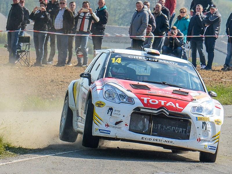 Doel bereikt voor Kevin Demaerschalk, vijfde in de Rallye de Wallonie
