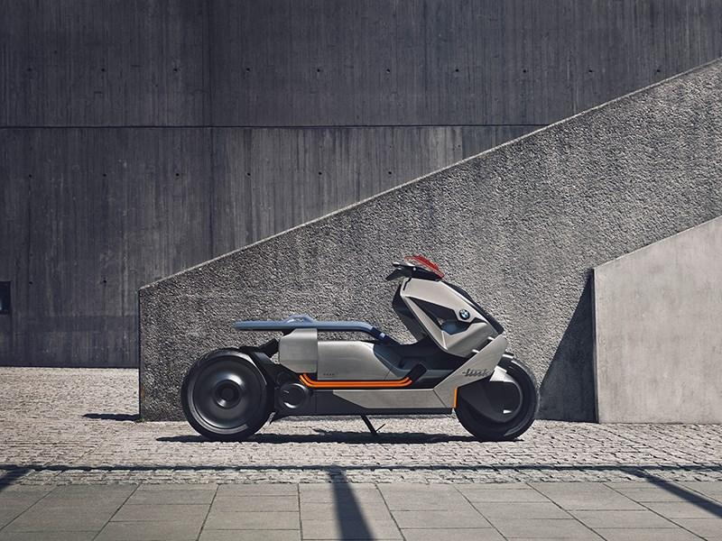 BMW Motorrad Concept Link. Stedelijke mobiliteit op twee wielen opnieuw uitgevonden.